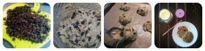 Cookies (galletas) de chocolate veganas