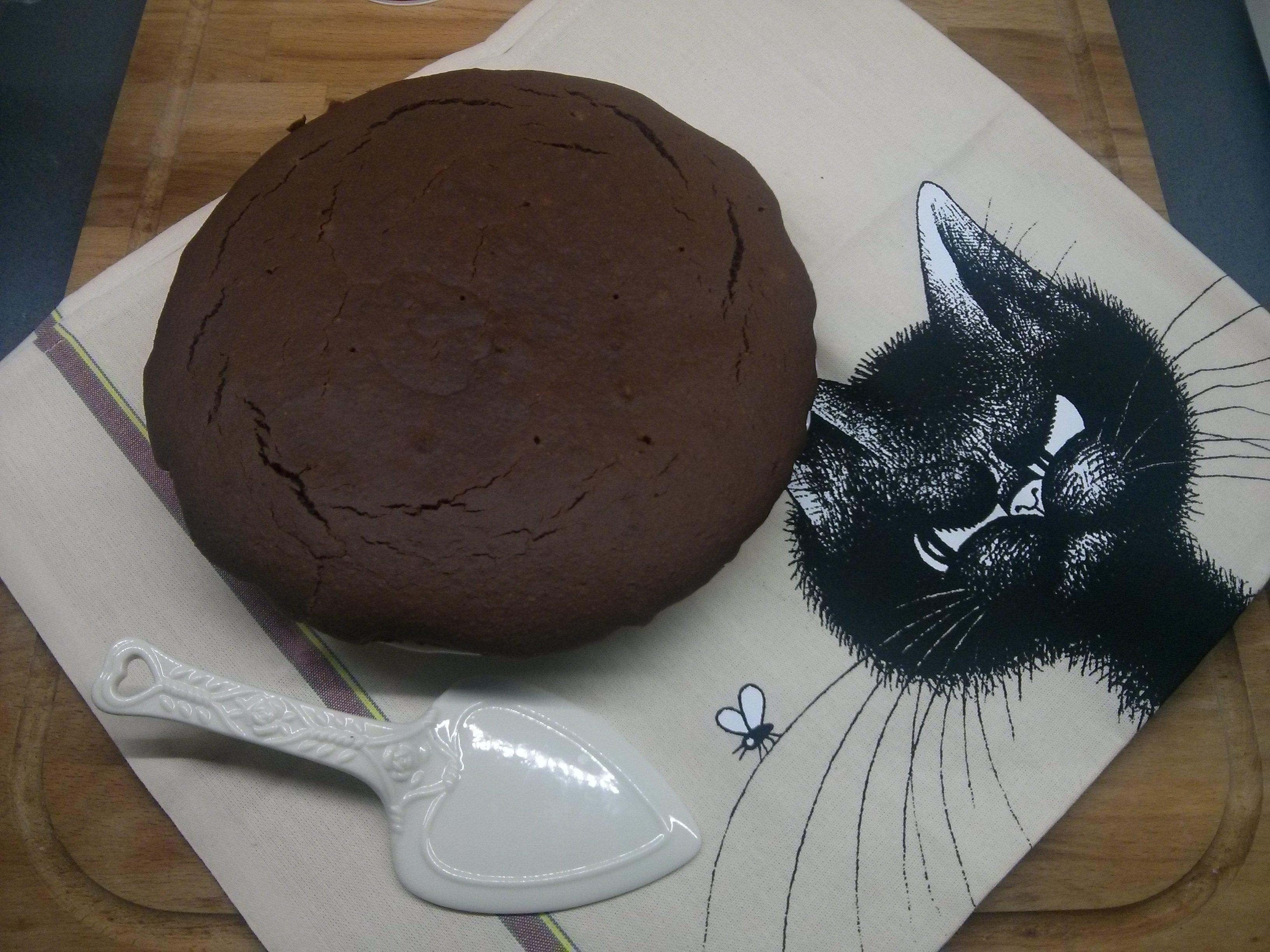 Bizcocho Vegano De Chocolate Y Avellanas Receta De Idea