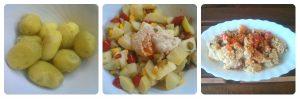 Como preparar ensaladilla rusa vegana con hummus