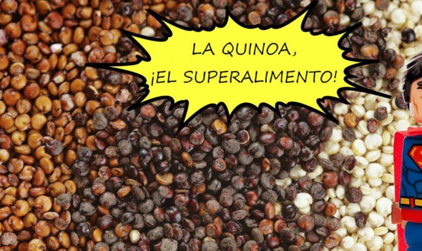 Quinoa. el superalimento