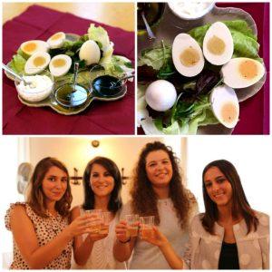 El huevo vegano, sus inventoras y sus usos en la cocina