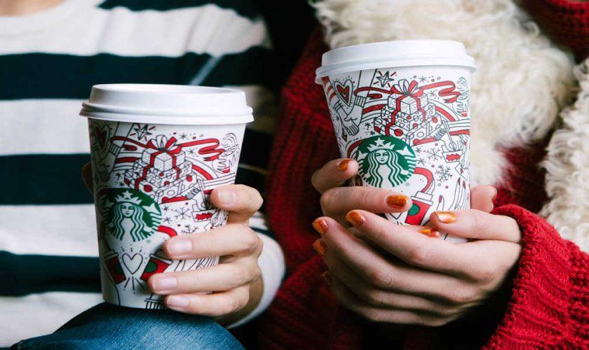 Starbucks Hot Cocoa Vegano