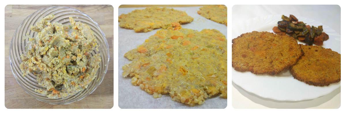 Milanesas de quinoa receta de idea vegana for Cuanto se cocina la quinoa
