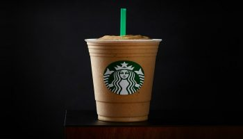 Frappuccino vegano de Starbucks