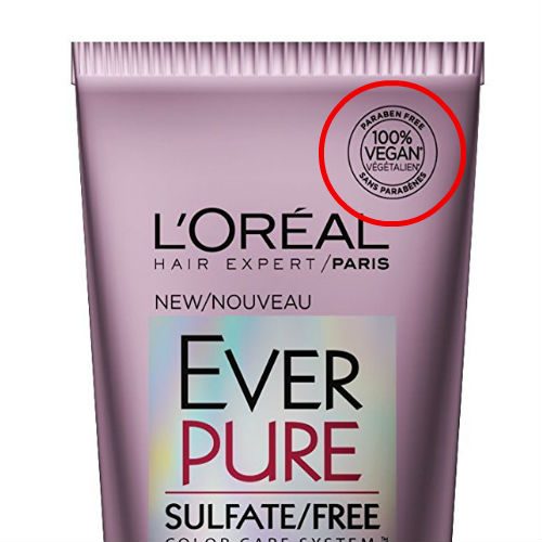 Champú Ever Pure de L'Oréal