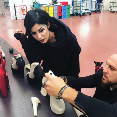La primera linea de calzado vegano Kat Von D
