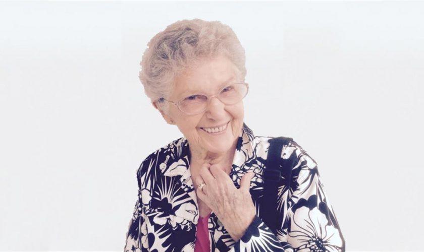 Anne Abuela Vegana 96 años