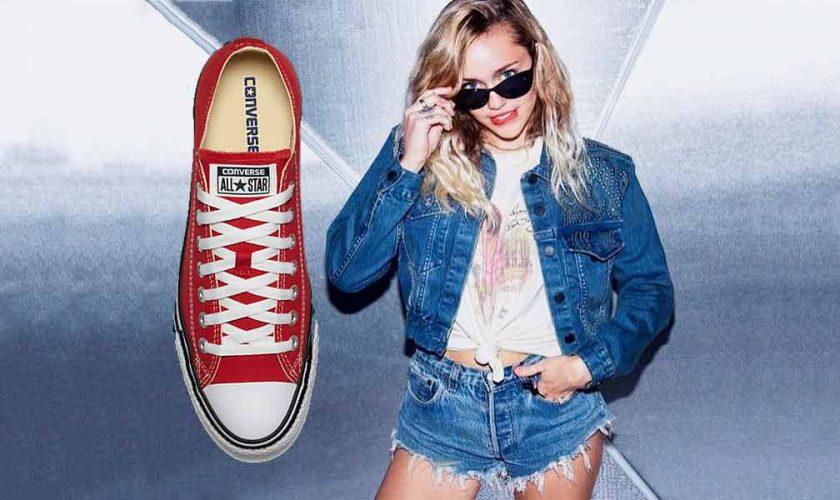 Converse Veganas Miley Cyrus