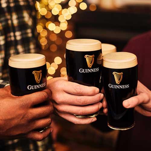 Guinness la cerveza apta para veganos y vegetarianos