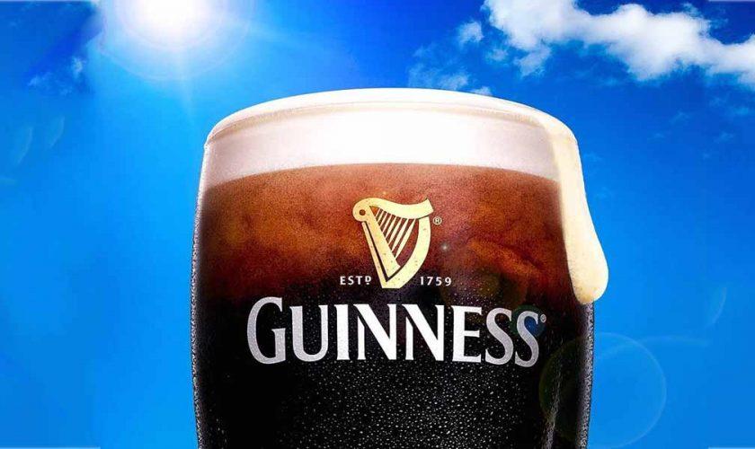 Cervezas veganas Guinness