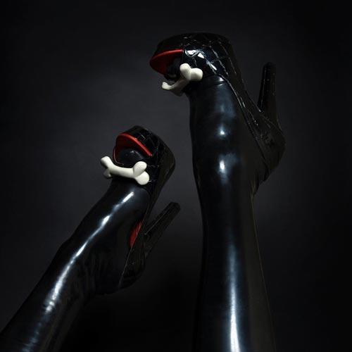Zapatos de mujer de tacones Kat Von D