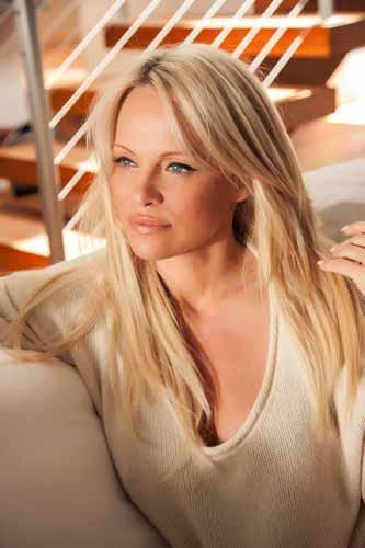 Pamela Anderson, ex vigilante de la playa