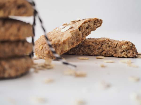 Cómo hacer cookies de avena faciles