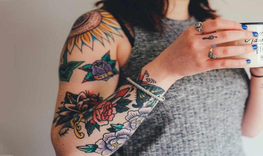 Tatuajes veganos