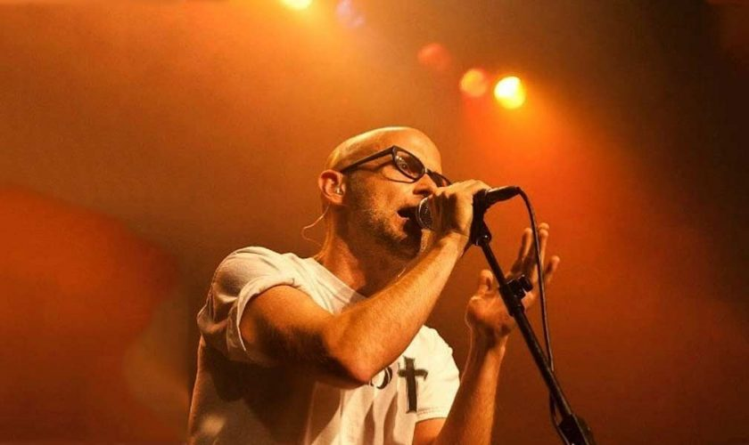 Moby cantante vegano