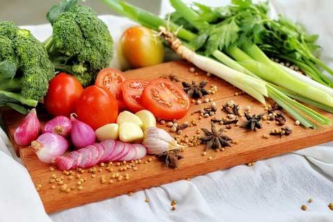 Ingredientes veganos