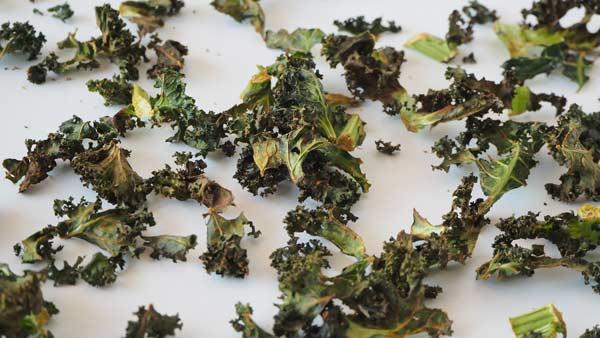 Receta con kale