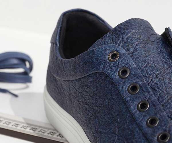 Zapatos veganos Hugo Boss en cuero vegetal