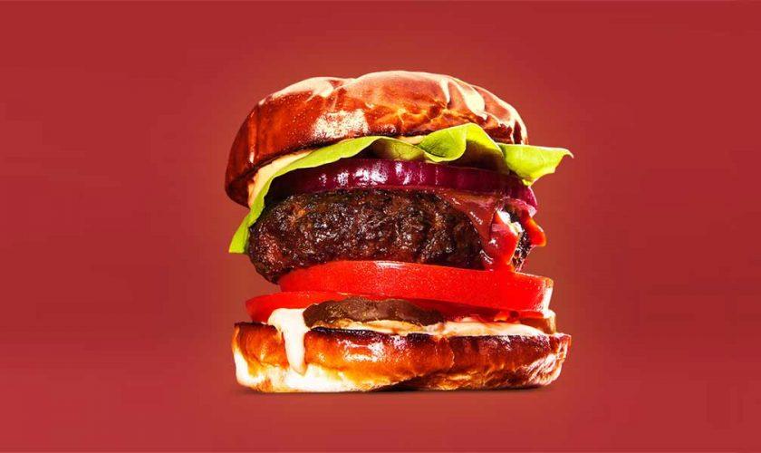 Beyond Burger de Beyond Meat – Hamburguesa vegetal
