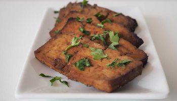 Receta de tofu fácil