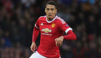 Chris Smalling Manchester Vegano
