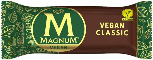 Magnum Vegan Classic de Frigo