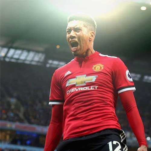 Chris Smalling futbolista vegano