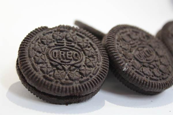 Descubre todos los ingredientes de las galletas Oreo