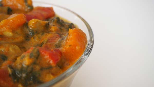 Cómo hacer verduras al curry