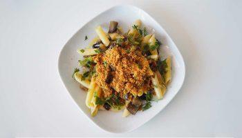 receta-pasta-vegana-picante-berenjena