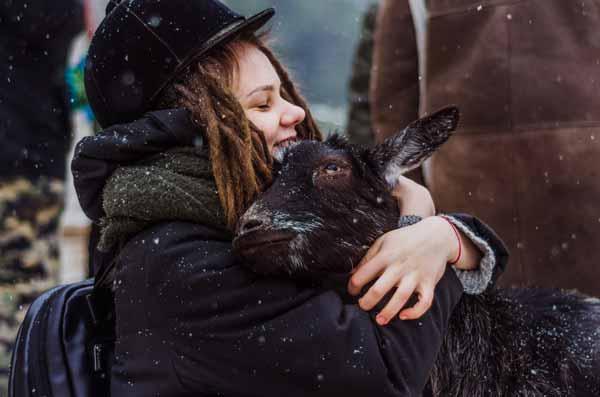 Empatía y veganismo