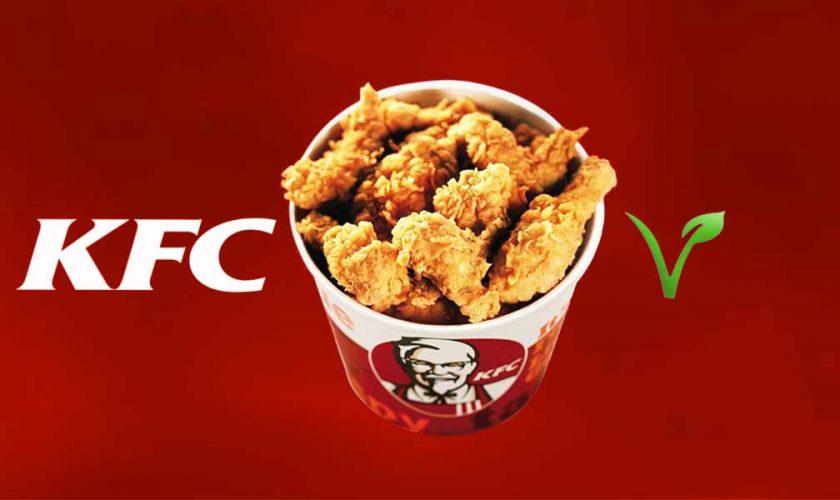 KFC-Vegano