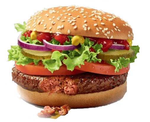 Big Vegan TS de McDonald's para veganos