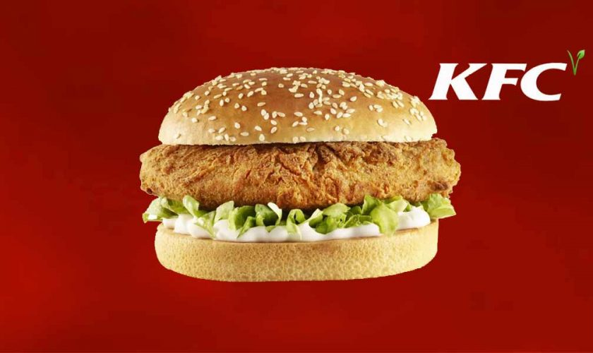 KFC-The-Imposter-Burger-Vegano