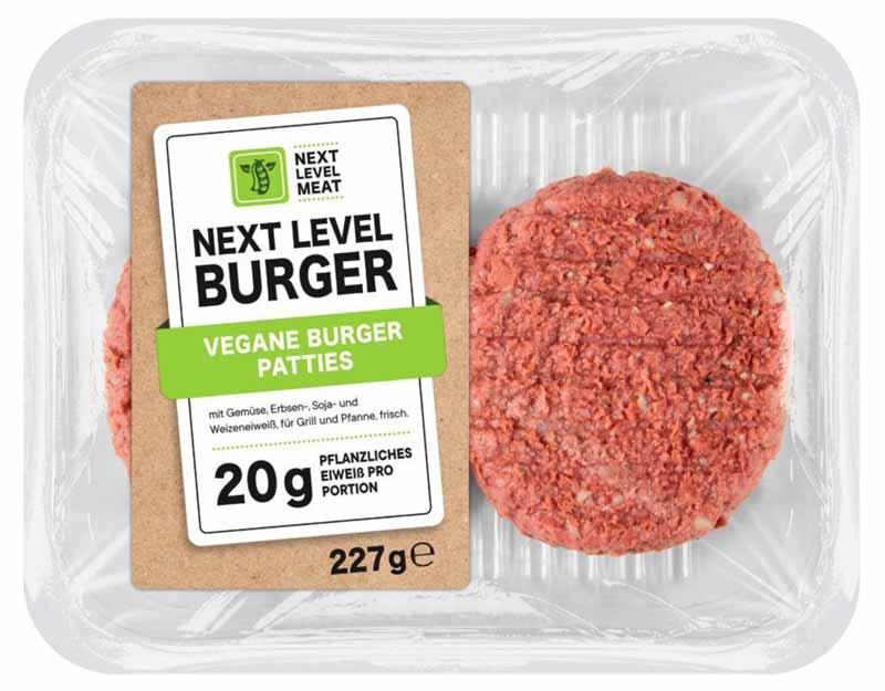 Caja Next Level Burger de Lidl