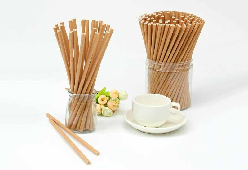 Pajitas de bambú Keriber: alternativa a las pajitas de plástico