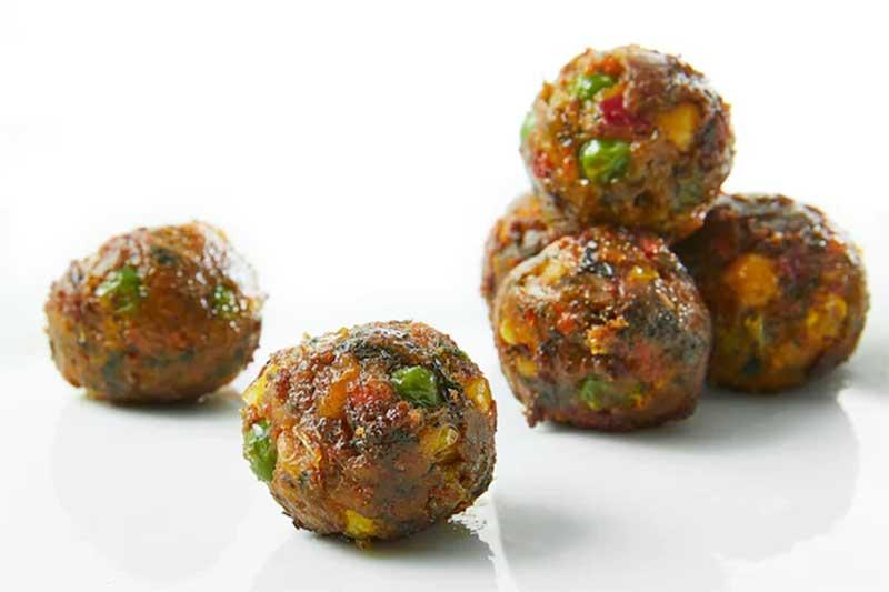 Albondigas vegetarianas de Ikea (aptas para veganos)