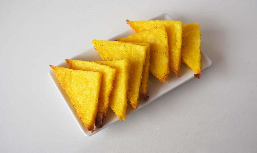 receta-vegana-chips-de-polenta-al-horno