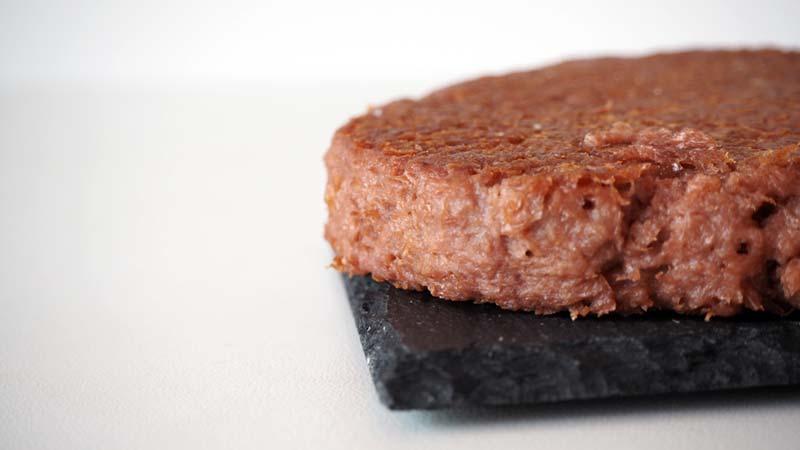 Burger vegana Delatierra