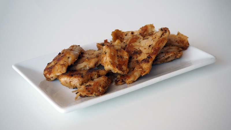 Pollo vegano de Heura